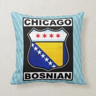 シカゴのボスニアのアメリカ人 クッション