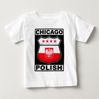 シカゴのポーランドのアメリカ人 ベビーTシャツ