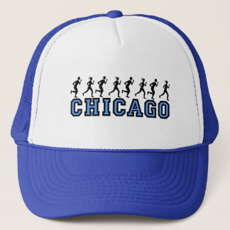 シカゴのランナー キャップ