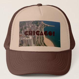 シカゴの全景 キャップ