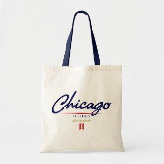 シカゴの原稿 トートバッグ