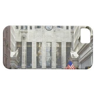 「シカゴの商工会議所、シカゴ、イリノイ iPhone SE/5/5s ケース