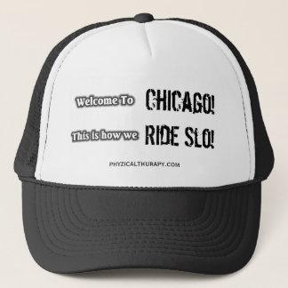 シカゴの帽子への歓迎 キャップ