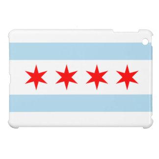 シカゴの旗のiPad Miniケース iPad Miniケース