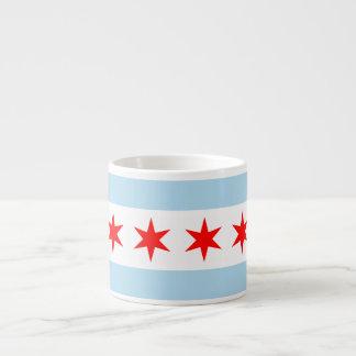 シカゴの旗 エスプレッソカップ