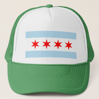 シカゴの旗 キャップ