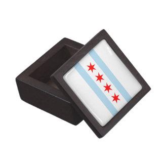 シカゴの旗 ギフトボックス