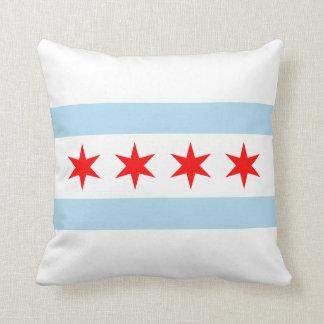 シカゴの旗 クッション