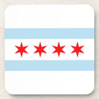 シカゴの旗 コースター