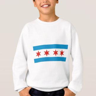 シカゴの旗 スウェットシャツ