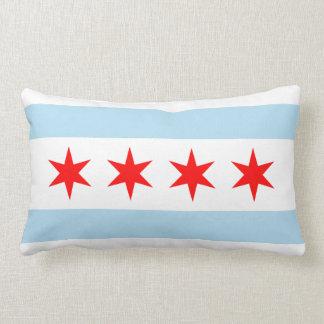 シカゴの旗 ランバークッション