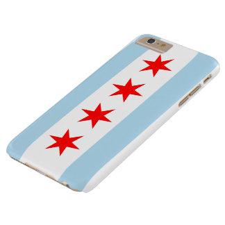シカゴの旗 BARELY THERE iPhone 6 PLUS ケース