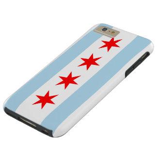 シカゴの旗 TOUGH iPhone 6 PLUS ケース