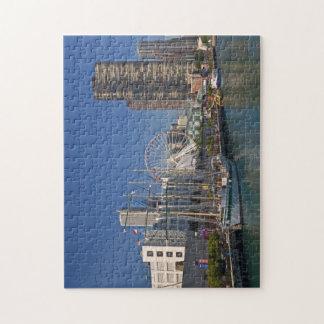 シカゴの海軍桟橋2の眺め ジグソーパズル