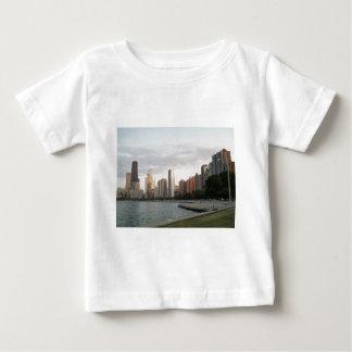 シカゴの秋 ベビーTシャツ