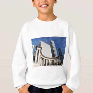 シカゴの記念物 スウェットシャツ