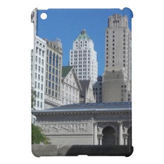 シカゴの都市景観 iPad MINIケース