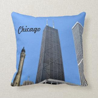 シカゴの都心の枕 クッション