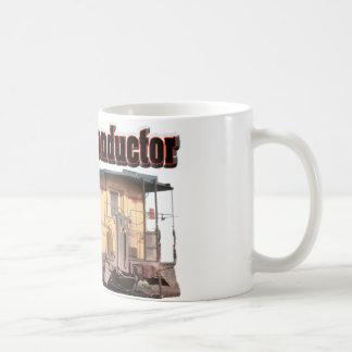 シカゴ及び北の西部の退職したなコンダクター コーヒーマグカップ