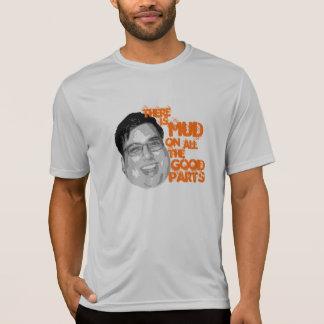 シカゴ堅いMudder 2014のチームワイシャツ Tシャツ