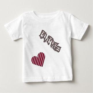 シカゴ愛 ベビーTシャツ