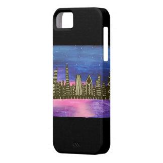 シカゴ海軍桟橋のスカイライン iPhone SE/5/5s ケース