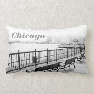 シカゴ海軍桟橋は枕をメンバーからはずします ランバークッション
