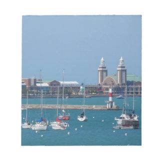 シカゴ海軍桟橋 ノートパッド