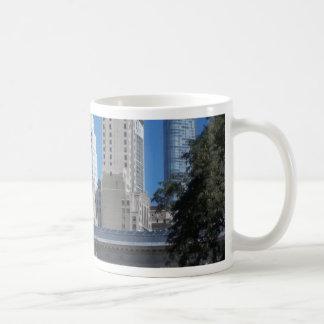 シカゴ都市場面 コーヒーマグカップ