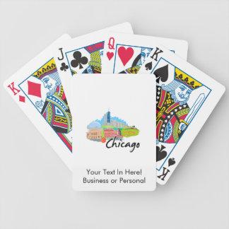 シカゴ都市4旅行graphic.png バイスクルトランプ