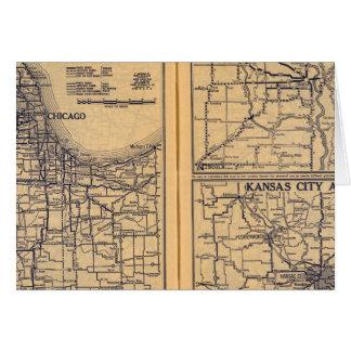 シカゴ、オマハ、カンザスシティ カード