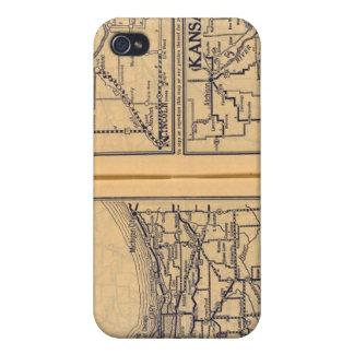 シカゴ、オマハ、カンザスシティ iPhone 4/4S ケース