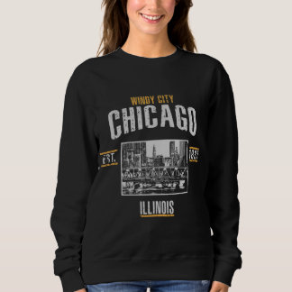 シカゴ スウェットシャツ
