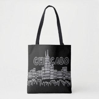 シカゴ トートバッグ