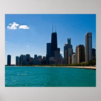 シカゴ ポスター