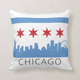 シカゴ: 風が強い都市枕 クッション