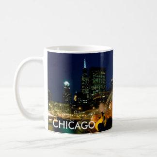 シカゴBuckinghamの噴水 コーヒーマグカップ