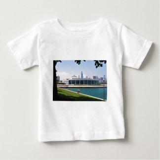 シカゴSheddのアクアリウムのコレクション ベビーTシャツ