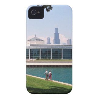シカゴSheddのアクアリウムのコレクション Case-Mate iPhone 4 ケース