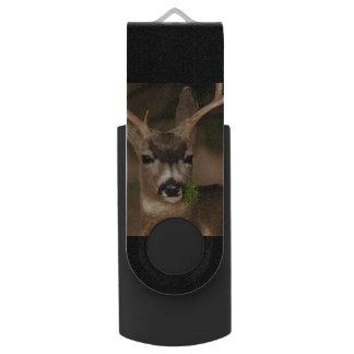 シカ USBフラッシュドライブ