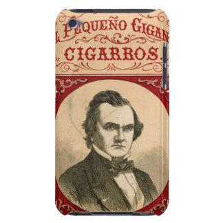 シガーの広告1847年 Case-Mate iPod TOUCH ケース