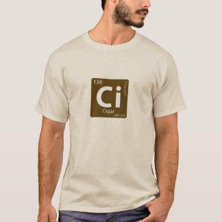 シガーの要素 Tシャツ