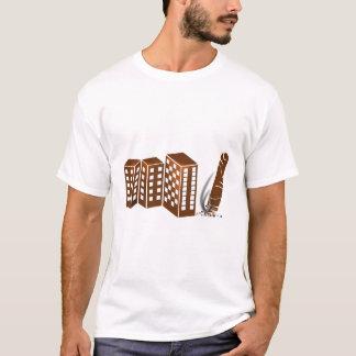 シガー都市 Tシャツ