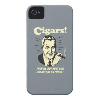 シガー: もうちょうど朝食 Case-Mate iPhone 4 ケース