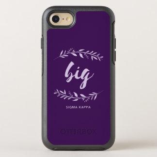 シグマΚの大きいリース オッターボックスシンメトリーiPhone 8/7 ケース