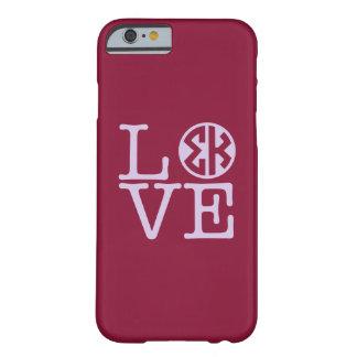 シグマΚ愛 BARELY THERE iPhone 6 ケース