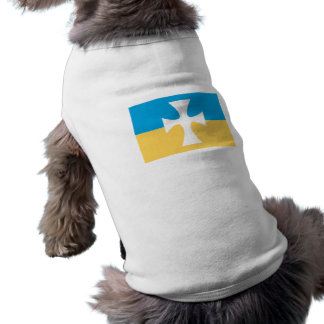 シグマキーの旗 ペット服