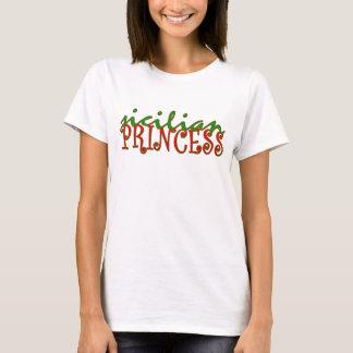 シシリアのプリンセス Tシャツ