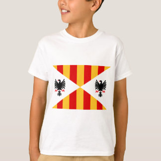 シシリーの旗の王国 Tシャツ