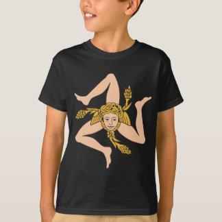 シシリーアイコン Tシャツ